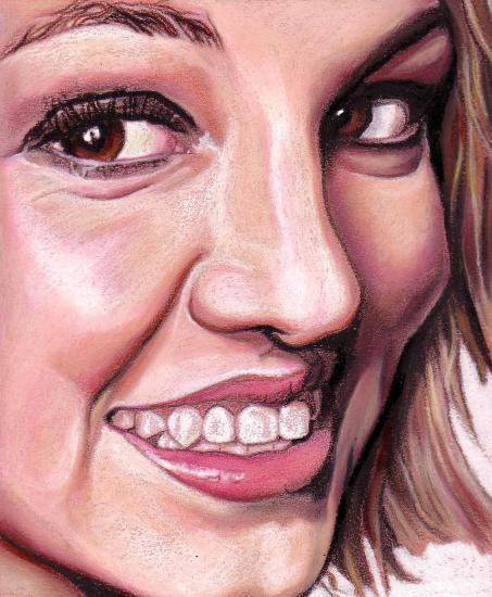 Britney Spears par paulineaubey